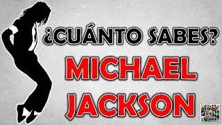 "¿Cuánto Sabes De ""MICHAEL JACKSON""? Test/Trivial/Quiz"