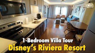 Tour of a 1-Bedroom Villa | Disney's Riviera Resort