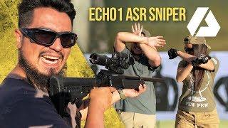 Desafío Sniper: Fuego Amigo   Echo 1 ASR - Airsoft en Español