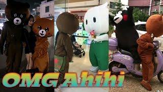 Gấu Lầy Phát Tờ Rơi 🐹🐹 #10 - Gấu Lầy Lội Chính Thức Xâm Chiếm Việt Nam 🤩🤩   Tik Tok China