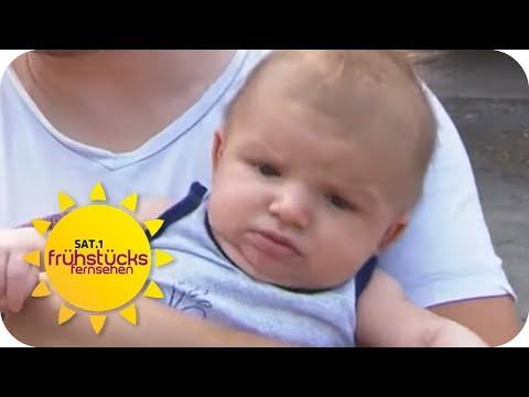 Todesfalle Kinderwagen: Wenn Babys plötzlich sterben | SAT.1 Frühstücksfernsehen | TV