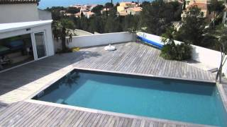 preview picture of video 'VENDUE Villa Contemporaine Vue Mer Sausset les Pins réf M-00108'