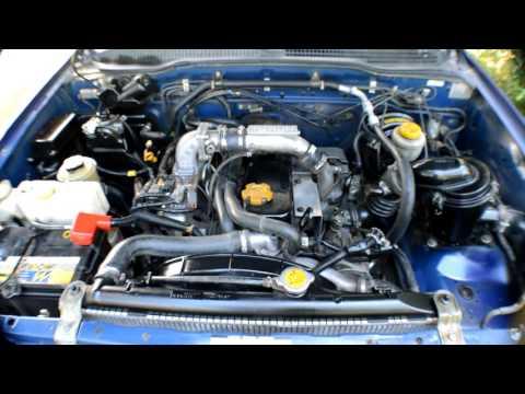 Subaru forester das Benzin der Tank