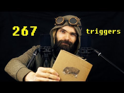 ASMR 267 Triggers for People who don't get Tingles