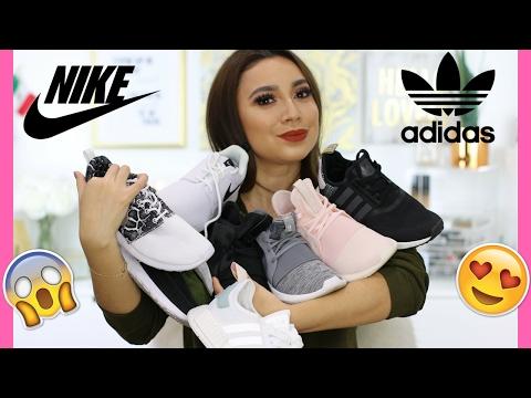 Nike vs Adidas Colección De Mis Tenis/Zapatillas