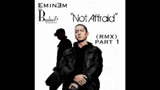 "Eminem feat Arie Dixon - ""Not Affraid"" (Jacked) pt. 1"