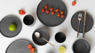 Modern Dinnerware Sets From Portugal