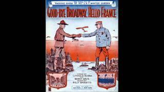 Goodbye Broadway, Hello France -- American Quartet