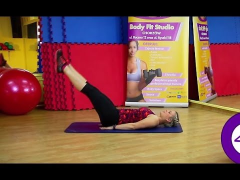 Ćwiczenia do zwiotczenia mięśni stóp strony