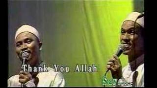 Download lagu Thank You Allah Raihan Mp3