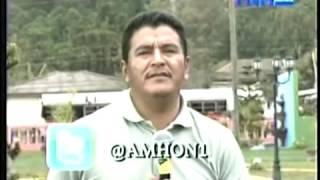 Municipios Bellos de Honduras Lapaterique Francisco Morazán Parte 1 31022013