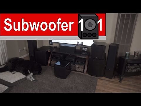 SVS SB-2000 Sealed Subwoofer Review
