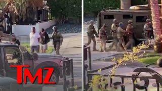 FBI Raid Famous Vegas Graffiti Mansion, Owned By Jake Pauls Friend   TMZ