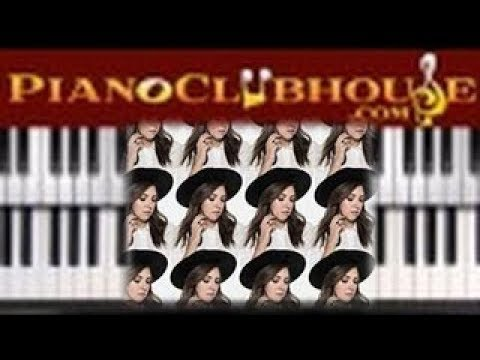"""🎹 How to play """"THE BREAKUP SONG"""" by Francesca Battistelli (easy piano tutorial lesson free)"""