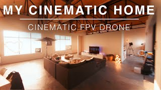 My Cinematic Home ???????? A cinematic FPV drone flight in my home