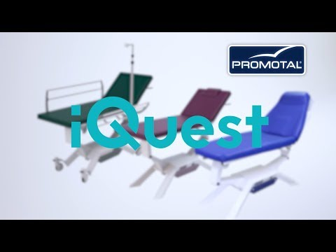 New iQuest Examination Couch