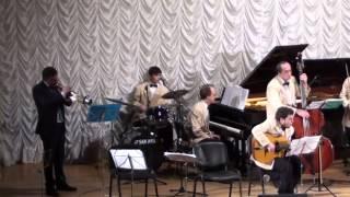 Bill street blues (Bill Coleman). Концерт джаз-оркестра РЕТРО в Доме архитектора (Москва)