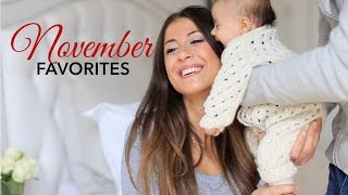 November Favorites | Mimi Ikonn