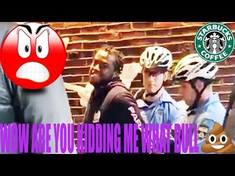 Black men's arrest at Starbucks prompts national outcry  #RHEC