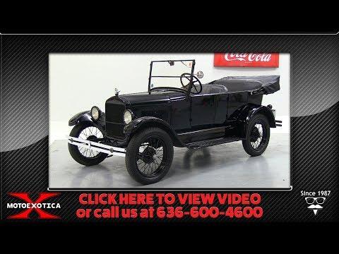 Video of '26 Model T - P0V1