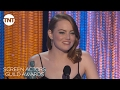 Download Video Emma Stone: Acceptance Speech | 23rd Annual SAG Awards | TNT