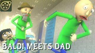 [SFM] Baldi Meets Father (Original Fun Animation)
