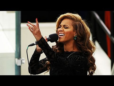 Beyoncé — The Star Spangled Banner (Super Bowl XXXVIII ...