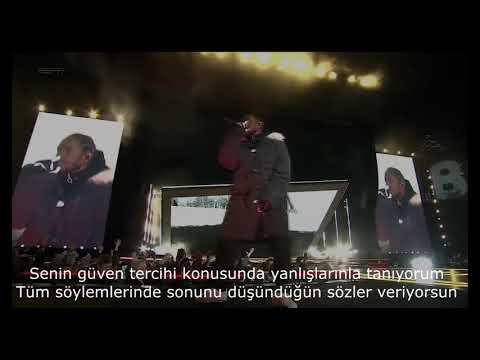 Kendrick Lamar - All The Stars (Türkçe Çeviri) (Live from NCAA)