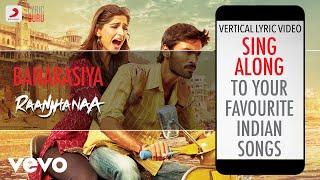 Banarasiya - Raanjhanaa Official Bollywood Lyrics   - YouTube