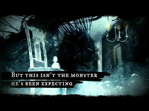 A Monster Calls by Patrick Ness - book trailer