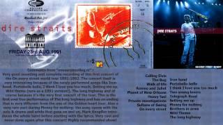 "Dire Straits ""Iron hand"" 1991-08-23 Dublin AUDIO ONLY"