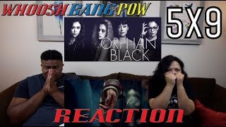"Orphan Black 5x9 ""One Fettered Slave"" Reaction and Recap"