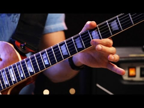 How to Play Legato | Heavy Metal Guitar
