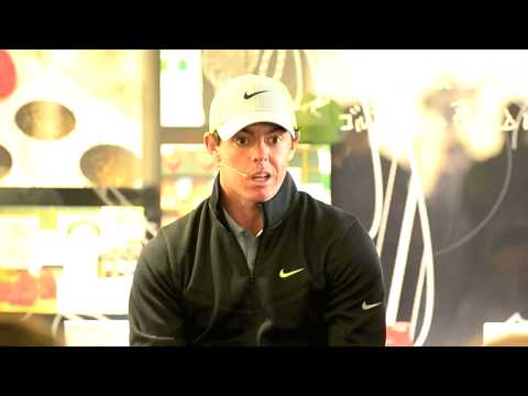 Rory McIlroy: Gleneagles Ryder Cup Preview Interview