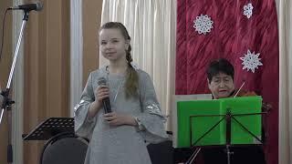 Творческий вечер В Филатовой в ДШИ