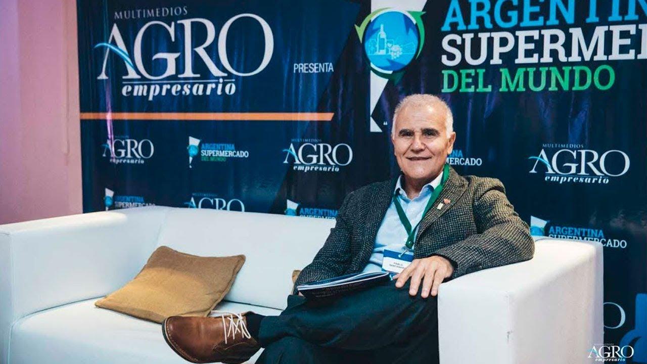 Pablo Santa María - Gerente General de Agroceres