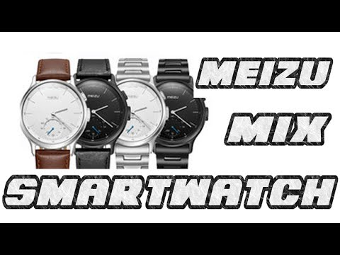 Meizu Mix Review. How Smart is this Watch?.