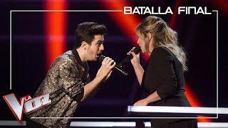 Javier Erro Y Apryl Cantan 'Another Love' | Batalla Final | La Voz Antena 3 2019