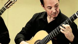 Aragonaise from Carmen Fantasy by Stephen Goss - Tetra Guitar Quartet