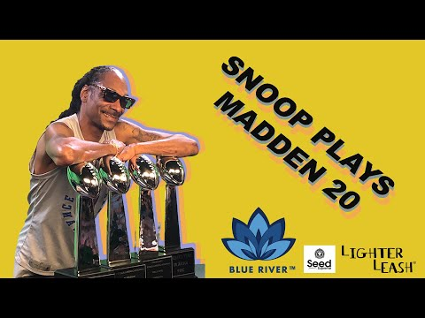 Snoop Dogg Plays Madden 20 | HIGHLIGHTS | GANGSTA GAMING LEAGUE V presented by Blue River Terps