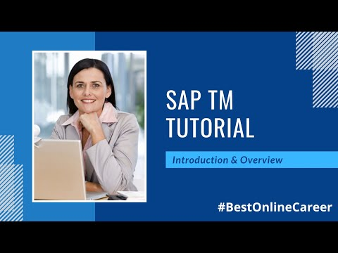 SAP TM Online Training | SAP Transportation Management | SAP Free Demo