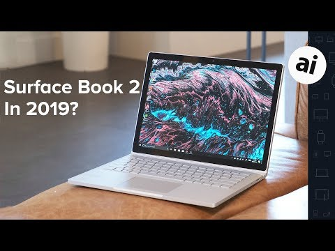 Review: Microsoft's Surface Book 2 is expensive with