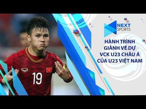 hành trình giành vé dự vck u23 châu á 2020 đầy thuyết phục của đội tuyển next media