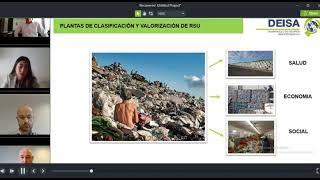Webinar Tratamiento y valorización de Residuos Sólidos RSU