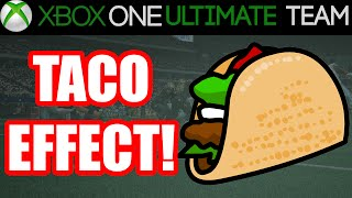 Madden 15 - Madden 15 Ultimate Team - THE TACO EFFECT! | MUT 15 Xbox One Gameplay