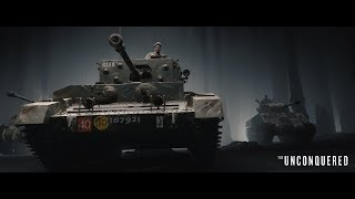 """""""The UNCONQUERED"""" - short animated movie about 50-years Polish fight against Nazi Germany"""