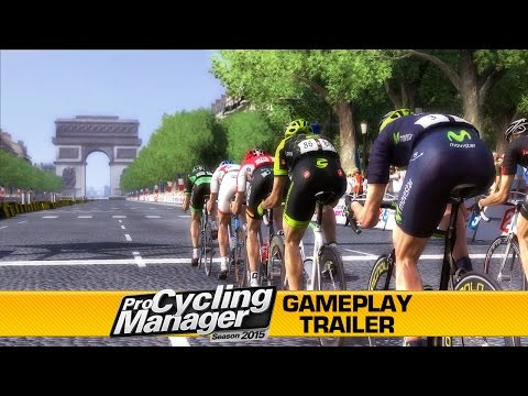 Pro Cycling Manager 2015 Steam Key GLOBAL - video trailer