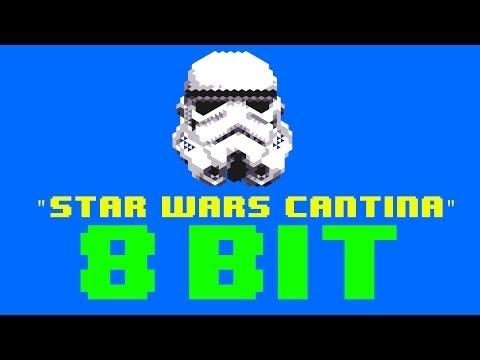 Star Wars Cantina Theme (8 Bit Remix Cover Version) - 8 Bit Universe