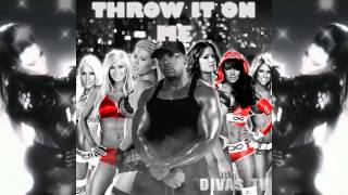 Timbaland ft. The Hives | WWE Divas - Throw It On Me - Custom Cover
