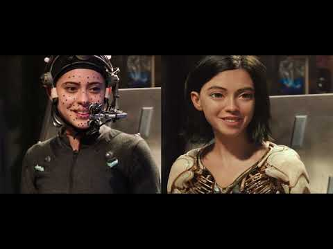 Making of Alita: Battle Angel